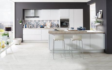 Küche Modern Glänzend On überall Kuche Www Sieuthigoi Com 1