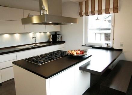 Küche Modern Mit Kochinsel Ausgezeichnet On Und Kuche Küchen Insel Stichprobe Plus Moderne 8