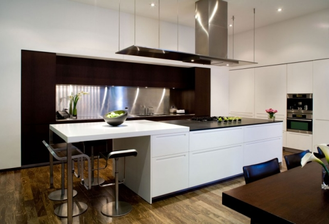 Küche Modern Mit Kochinsel Perfekt On In 111 Ideen Für Design Funktionale Eleganz 1