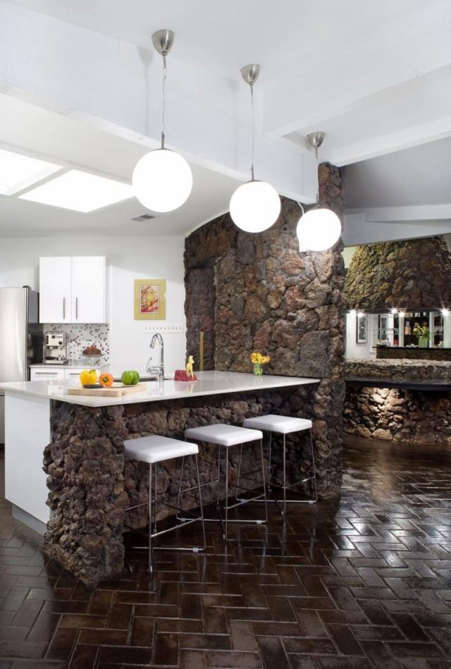 Küche Modern Wunderbar On Beabsichtigt 111 Ideen Für Design Mit Kochinsel Funktionale Eleganz 9