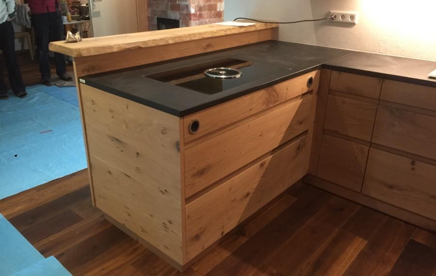 Küche Wildeiche Interessant On Andere Innerhalb Küchen 3s Möbel 6
