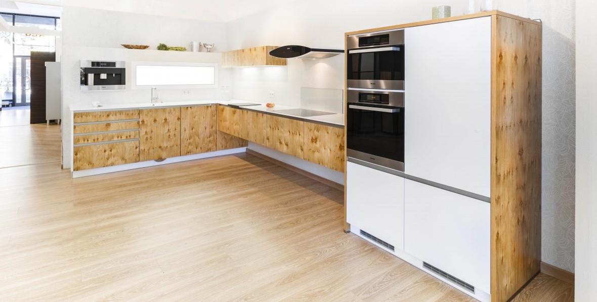 Küche Wildeiche Zeitgenössisch On Andere Auf Ratiomat Küchen Modell Serano Aus Der Linie Herzhaft 1