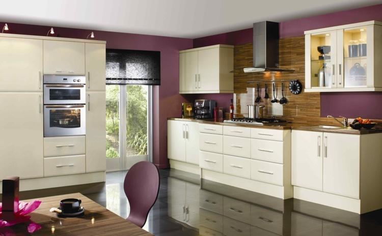 Küchen Farben Ideen Glänzend On In Kuche Farbe Küche Unübertroffen Auf Streichen 7