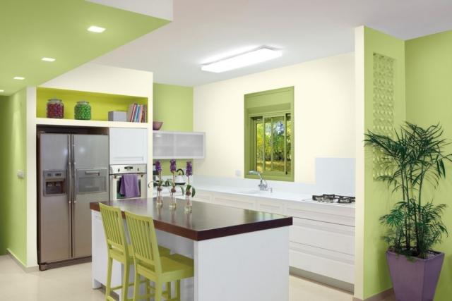 Küchen Farben Ideen Kreativ On In Bezug Auf 105 Zimmer Streichen Für Jeden Raum 4