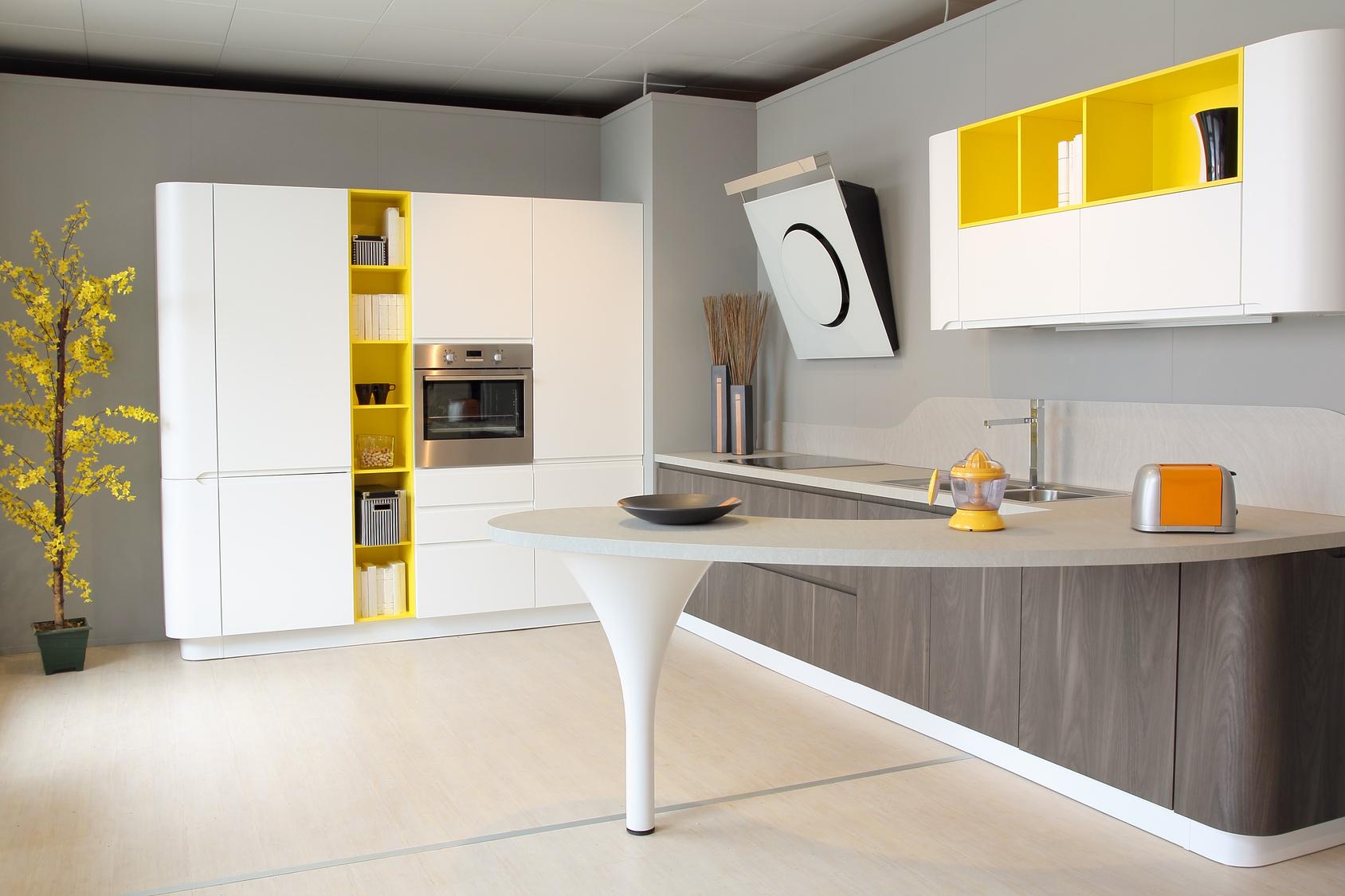 Küchen Halbinsel Form Beeindruckend On Andere Für Die Küche Mit Platzsparend Und Multifunktionell 6