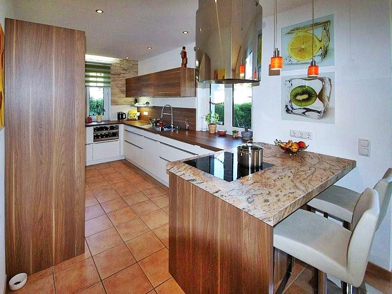 Küchen Halbinsel Form Imposing On Andere Mit MÜ Küche Zeitlos ZORO WohndesignZORO Wohndesign 7
