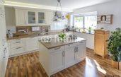 Küchen Weiss Landhausstil Modern