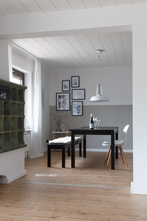 Laminat Eßzimmer Ausgezeichnet On Andere Beabsichtigt Unser Neues Zuhause Esszimmer Dreierlei Liebelei 3