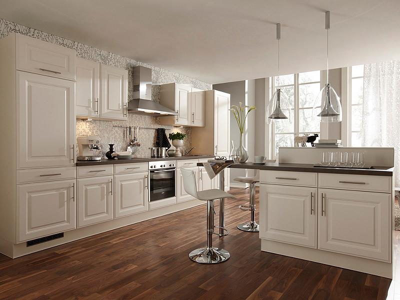 Landhausküche Modern Einfach On In Bezug Auf Landhaus Küchen Stilvolle Küchenzeilen Für Ihr Zuhause 9