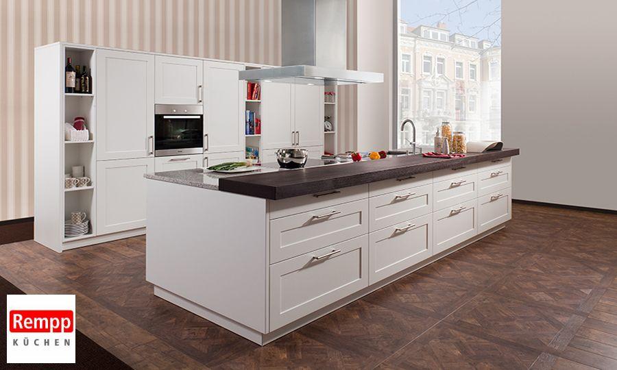 Landhausküche Modern Unglaublich On In Weiße Www Kuechenportal De 5