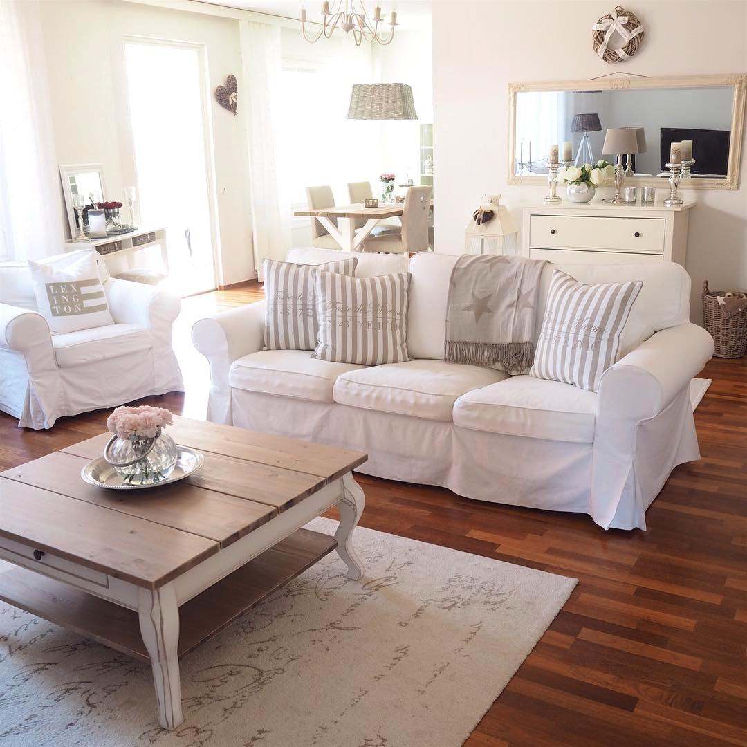Landhausstil Modern Wohnzimmer Einfach On überall Landhaus Deko Haus Design Ideen Demutigend Auf 8