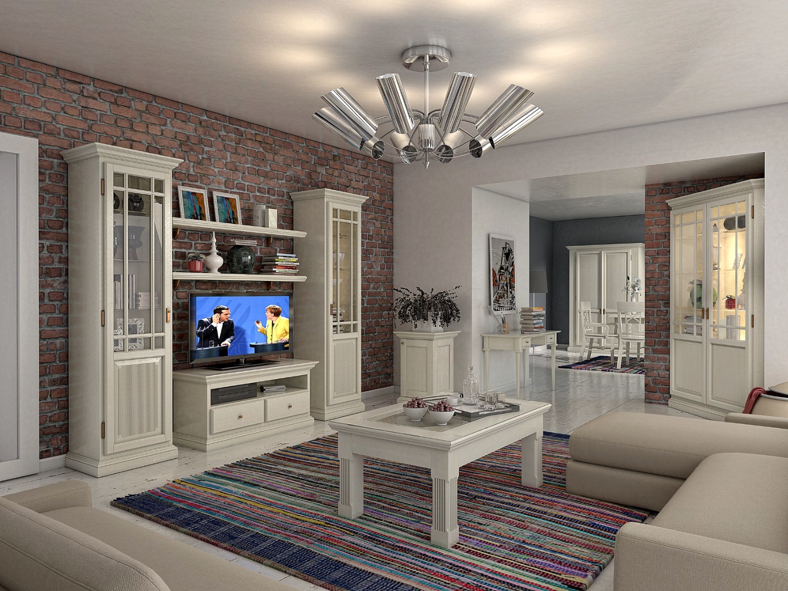 Landhausstil Modern Wohnzimmer Perfekt On Und For Designs ...