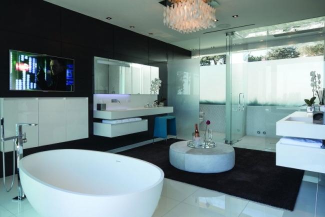 Luxus Badezimmer Ideen Schön On überall Übernehmen Modernes 3