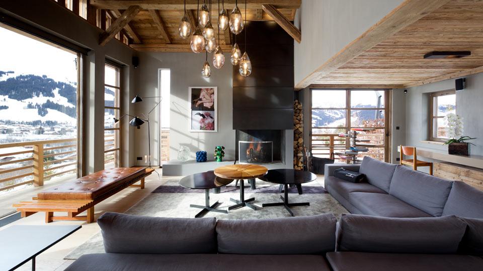 Luxus Chalet 6 Schlafzimmer Ausgezeichnet On Beabsichtigt Ein Sehr Schönes 8