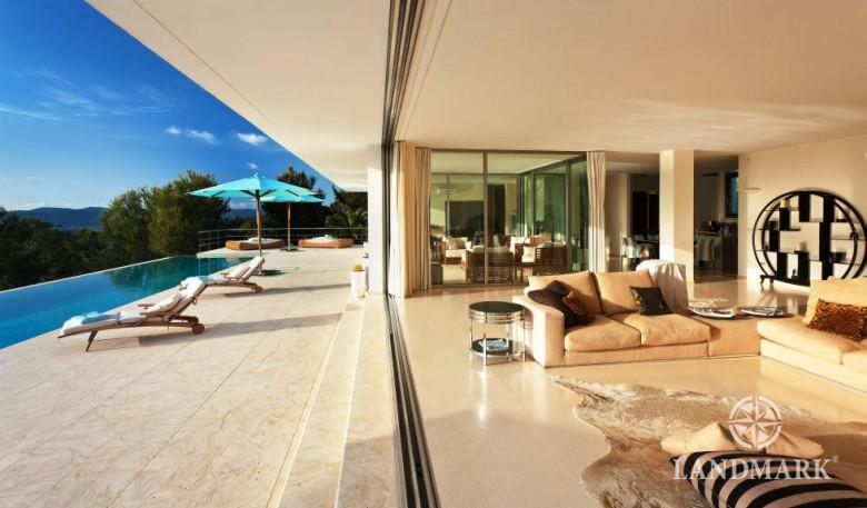 Luxus Wohnzimmer Modern Mit Kamin Großartig On In Für Entscape Com 4