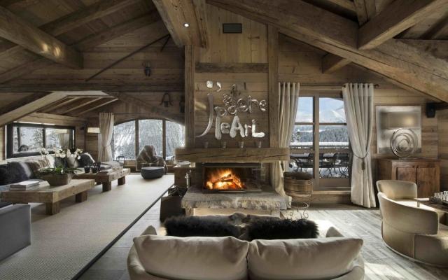 Modern Rustikale Wohnzimmer Mit Kamin Glänzend On überall 65 Ideen Für Einen Ort Der Ruhe 4