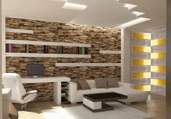Modern Tapezieren On Und Wand Wohndesign 2