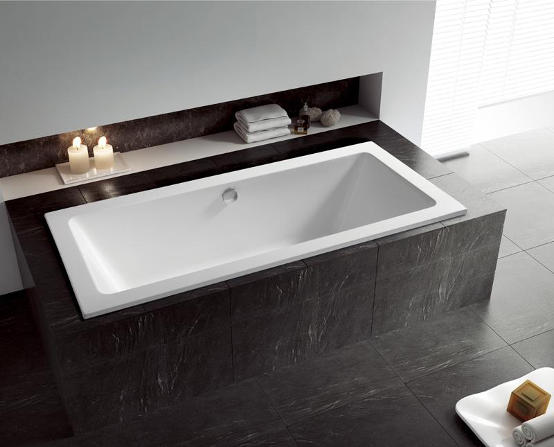 Moderne Badewanne Eingemauert Kreativ On Modern Innerhalb Home Design Ideas 1