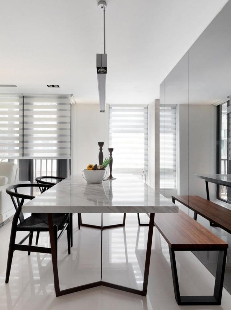 Moderne Esszimmer Frisch On Modern Und Ideen Von Exklusiven Designhäusern 3
