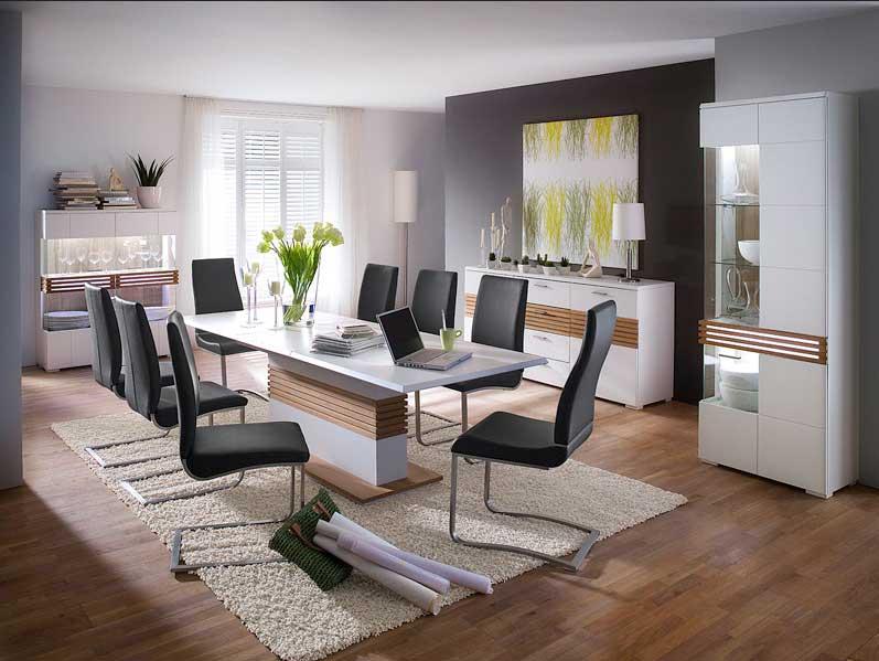 Moderne Esszimmer Nett On Modern Und Individuell Ideen Style Spa Fresko Unubertroffen 2