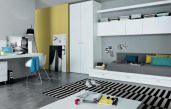 Moderne Jugendzimmer