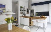 Moderne Küche Gemütlich