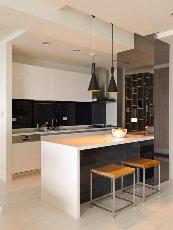 Moderne Küche Mit Kleiner Insel Modern On Und Kuche Kleine Kucheninsel Fur Pin Von Olga Ko Auf 3