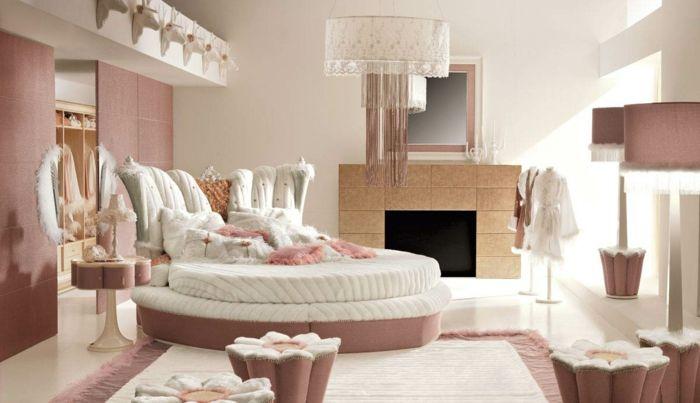 Moderne Luxus Jugendzimmer Mädchen