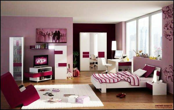 Moderne Luxus Jugendzimmer Mädchen Großartig On Modern In Bezug Auf Grün Andorwp Com 2