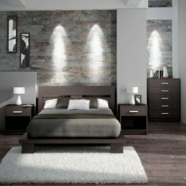 Moderne Schlafzimmer 2015 Herrlich On Modern Beabsichtigt Wandgestaltung For Designs Ohne Gleich Usblife 4