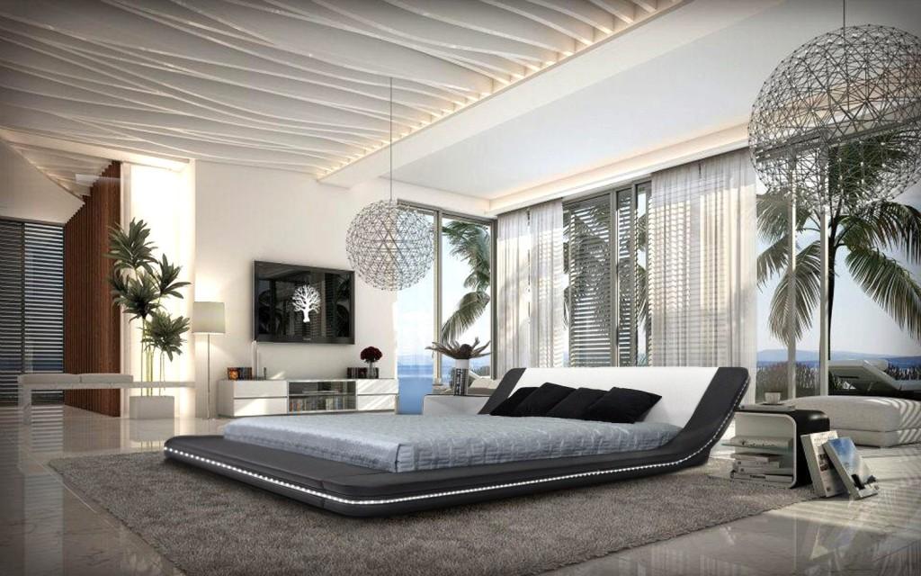 Moderne Schlafzimmer 2015