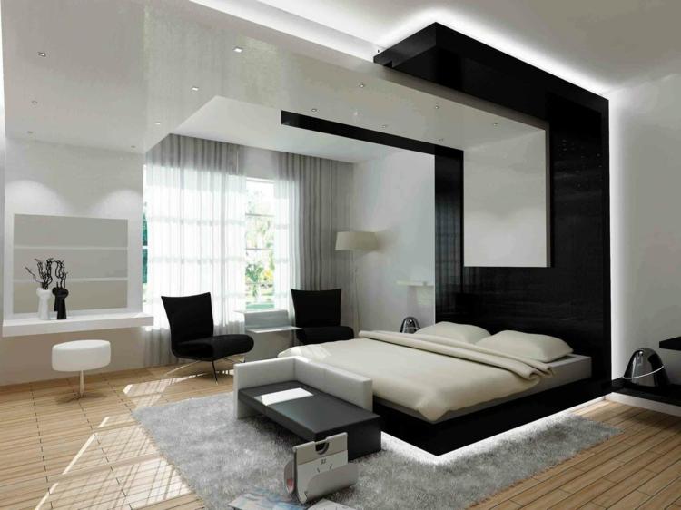 Moderne Schlafzimmer Ideen Fein On Modern In Prime Gestalten 2 3