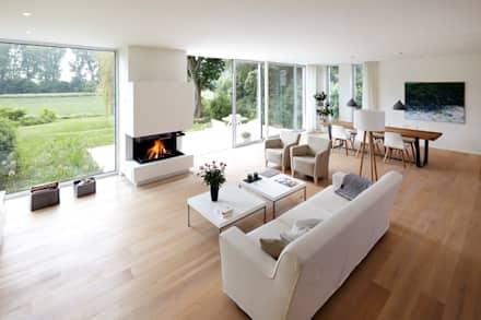 Moderne Wohnzimmer Charmant On Modern Beabsichtigt Ideen Inspiration Für Homify 1