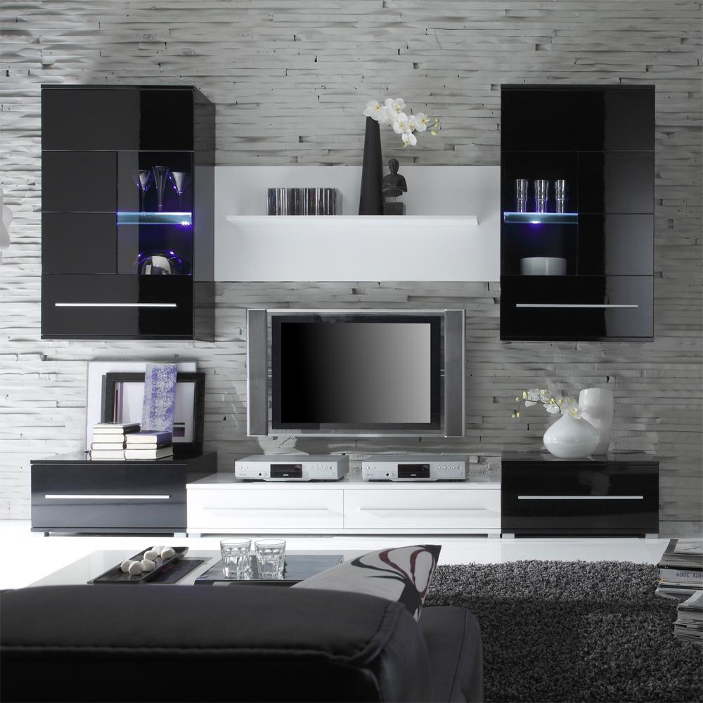 Moderne Wohnzimmer Schwarz Weiss Wunderbar On Modern Für Umräumaktion Par Exellence Das Esszimmer Fliegt Raus House 8