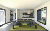 Modernehäuser Innen