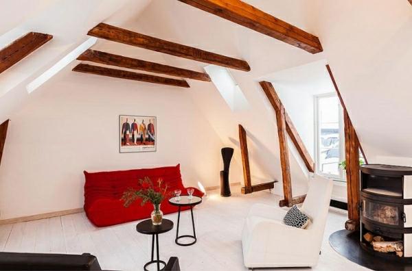 Modernes Einrichten Dachgeschoss Frisch On Modern Für Cabiralan Com 5