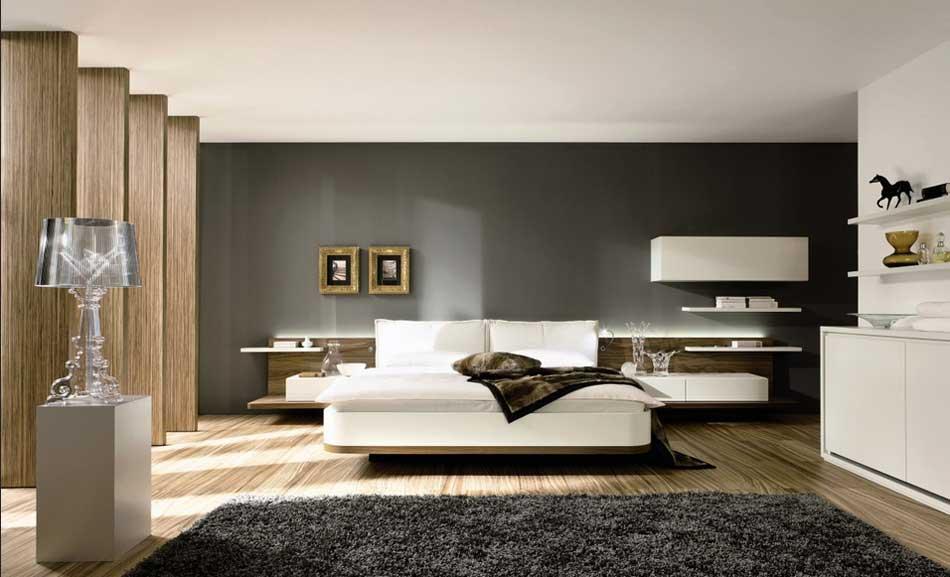 Modernes Schlafzimmer Weiß Bescheiden On Modern Mit Moderne Geben Aussehen Des Perfekte 8