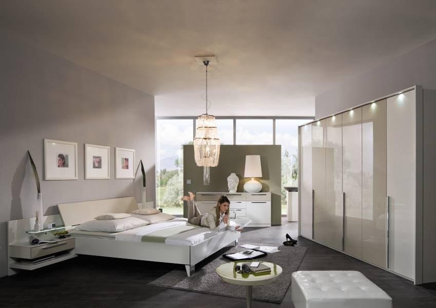 Modernes Schlafzimmer Weiß Perfekt On Modern In Anja Plus Von Steffen Möbel Matt 1