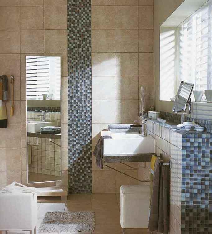 Mosaik Fliesen Bad Ideen Erstaunlich On In Bezug Auf Badezimmer Home Design Magazine Www 9