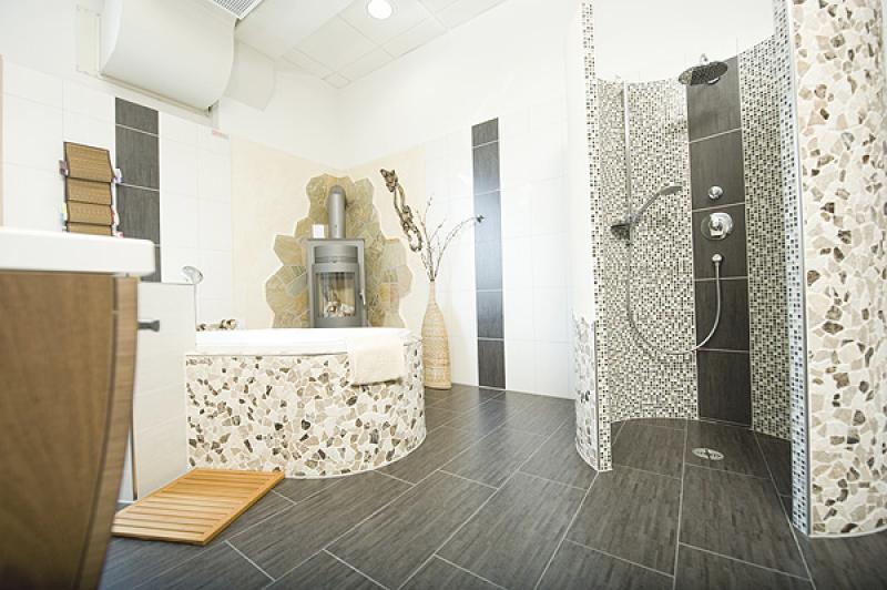Mosaik Fliesen Bad Ideen Stilvoll On Mit Liebenswert Badezimmer 4