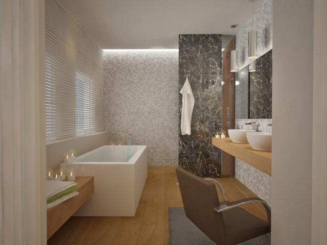 Mosaik Fliesen Bad Ideen Zeitgenössisch On Für Betonung Einzelner Bereiche 3