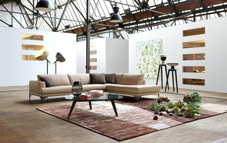 Natur Wand Im Wohnzimmer Wunderbar On In Fur Ideen 16 Best Images 6