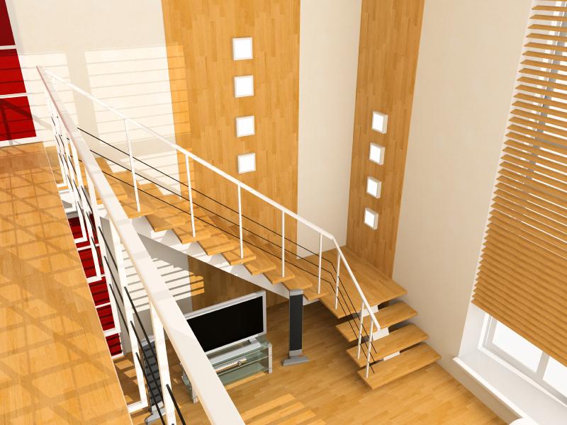 Offenes Treppenhaus Gestalten Erstaunlich On Andere Beabsichtigt Wand Die Schönsten Ideen Tipps 3