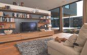 Raumdesign Wohnzimmer