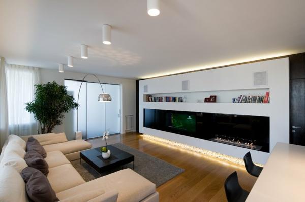 Raumdesign Wohnzimmer Herrlich On In Bezug Auf Ideen Für Perfekt Und Moderne Hauser 4