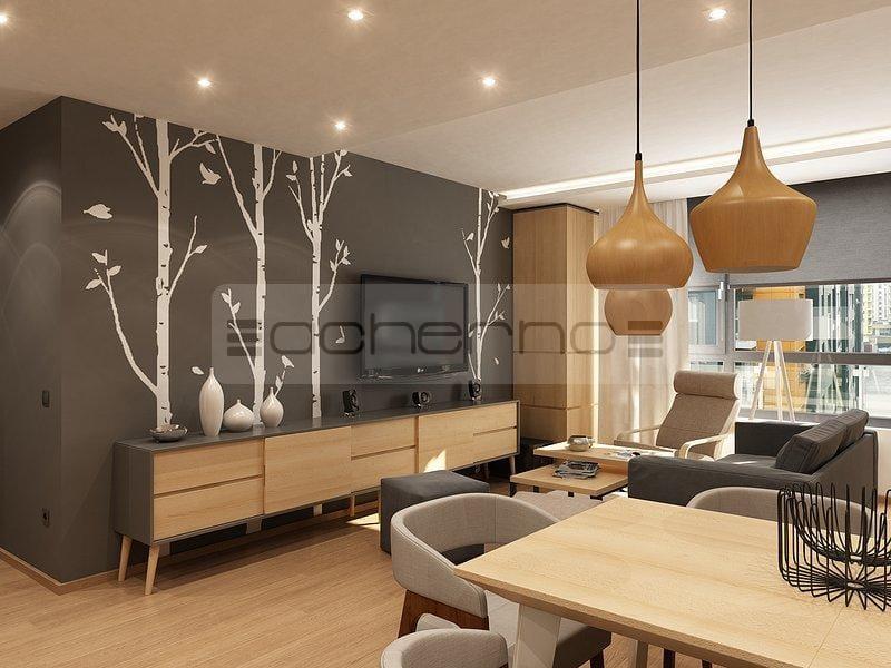 Raumdesign Wohnzimmer Stilvoll On überall Ideen Für Mit Acherno Wohnen Im 2
