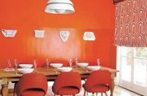 Rote Wand Esszimmer Erstaunlich On Andere Und Letzte Ziakia Wohnzimmer Dekoo 2 Amocasio Com 3