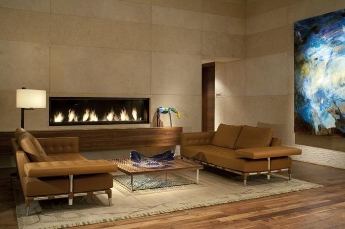 Sandstein Wohnzimmer Beeindruckend On Für Wohndesign 7