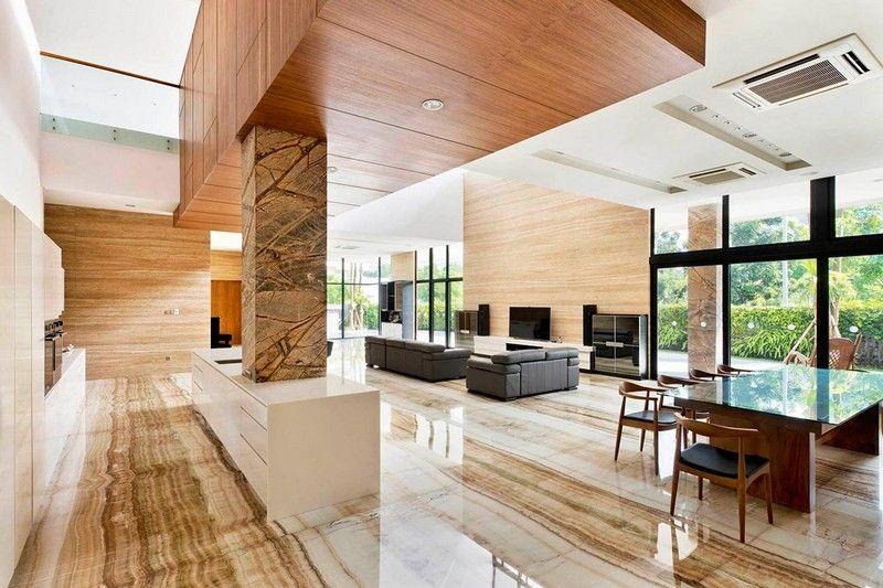 Sandstein Wohnzimmer