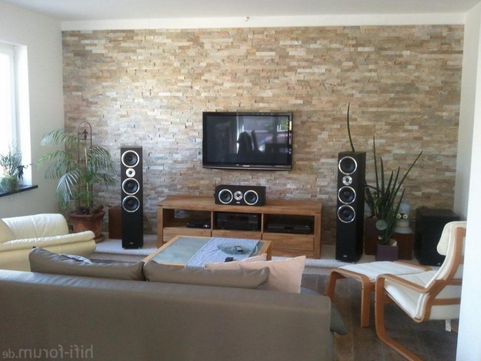 Sandstein Wohnzimmer Nett On In Bezug Auf Uncategorized Tolles Mit Wandgestaltung 5